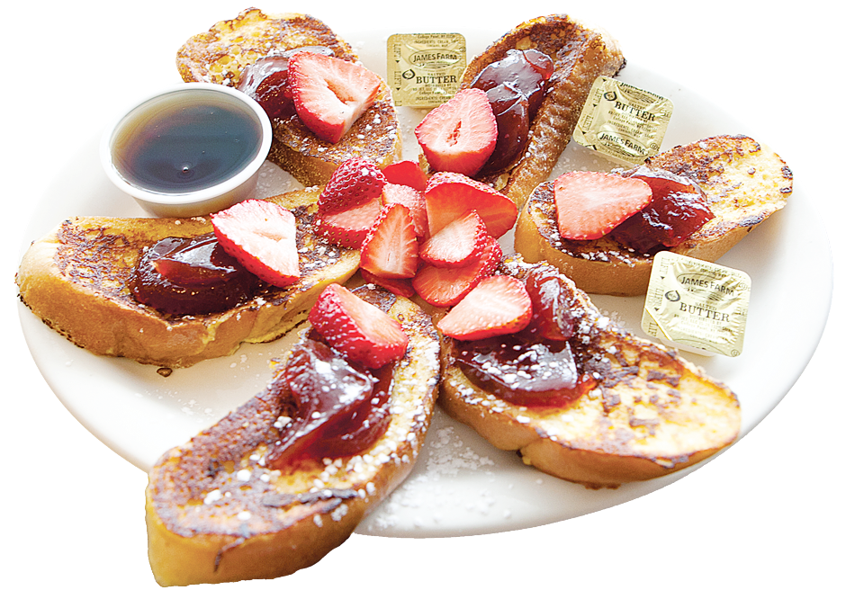 Angie's French Toast